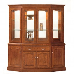 Manchester Canted Hutch