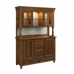 Bedford Buffet Hutch
