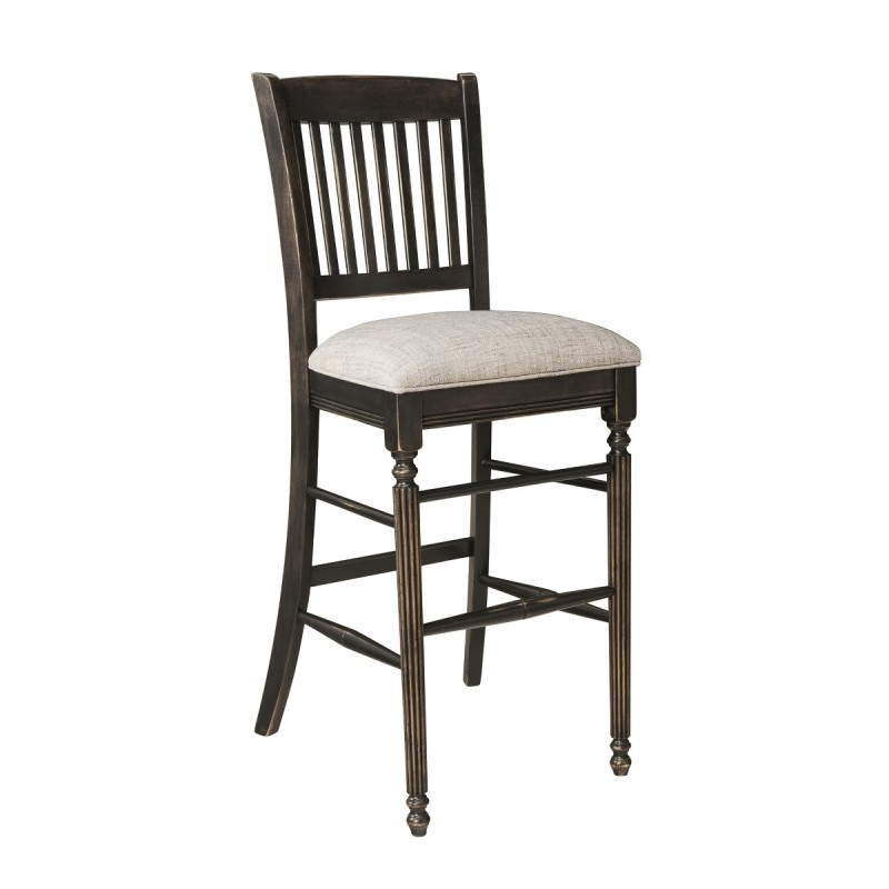 Jackson 30 Quot Bar Chair Solid Hardwood Furniture Locally