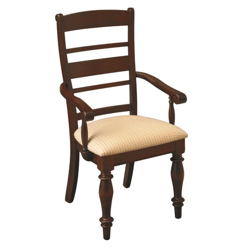 Kingston chairs solid hardwood furniture country lane for Furniture kingston