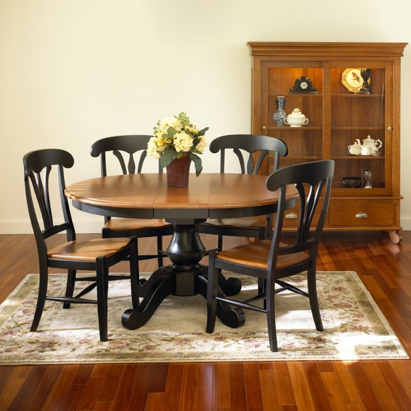 Sonoma Dining Set Amish Handcrafted Tables Solid