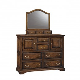 Coventry Dressing Chest & Mirror