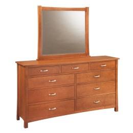 Transitions Triple Dresser & Mirror
