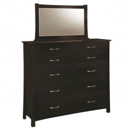 Transitions Double Dressing Chest & Mirror