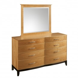 Logan View Double Dresser & Mirror