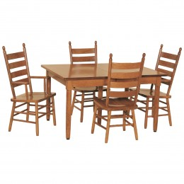 Shaker Autumn Dining Set