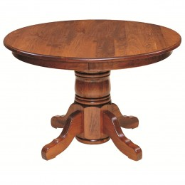 Yorktown Single Pedestal Table