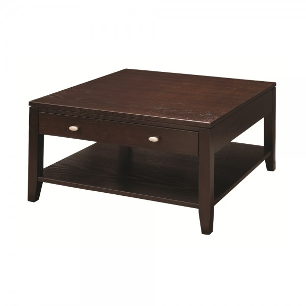 Solid Oak Square Coffee Table Amish Metro Square Coffee Table Country Lane Furniture