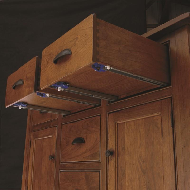 Manchester  Door Hutch  Solid Hardwood Furniture  Locally