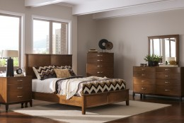 Logan View Bedroom Set