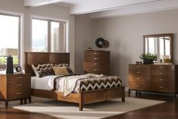 Logan View Bedroom Set