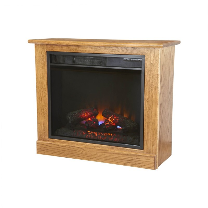 Small Portable Fireplace Amish Small Portable Fireplace