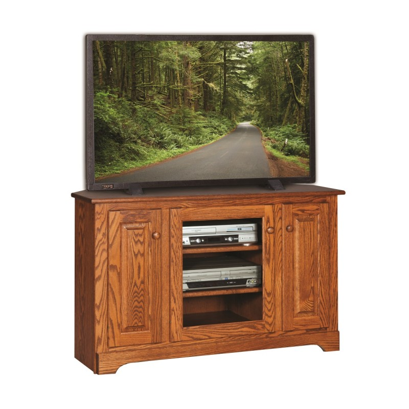 Wood Corner Tv Stand Country Lane Furniture Country Lane Furniture