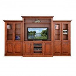 Large Entertainment Center