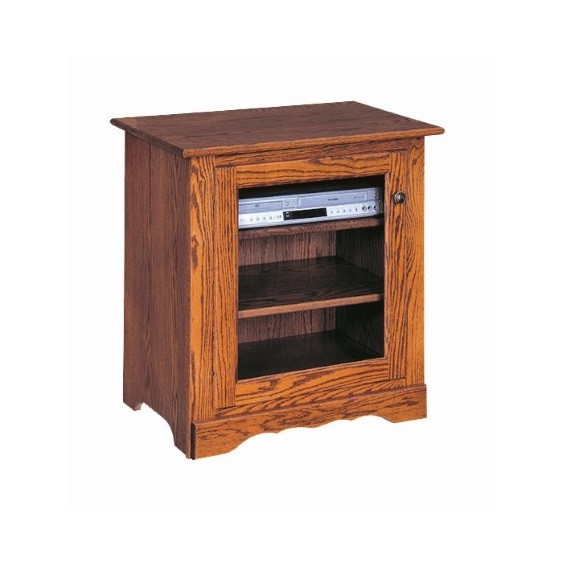 Small Stereo Cabinet Country Lane Furniture