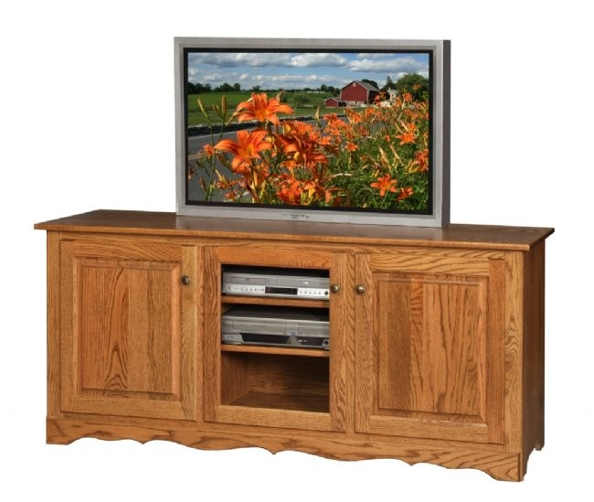 """Traditional 68""""W TV Stand"""