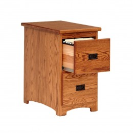 Mission 2 Drawer File Cabinet