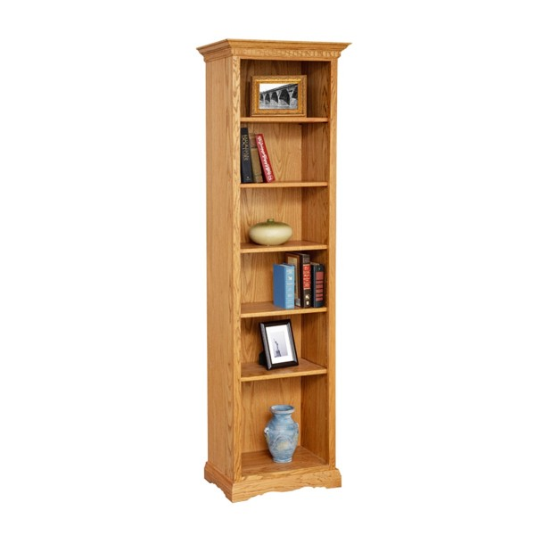 "Traditional 78"" Bookcase"