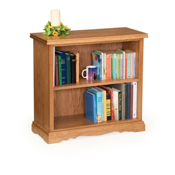 """Traditional 30"""" Bookcase"""