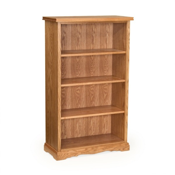 """Traditional 53"""" Bookcase"""