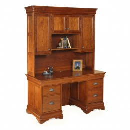 "Le Chateau 56"" Desk & Hutch"