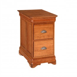 Le Chateau 2 Drawer File Cabinet