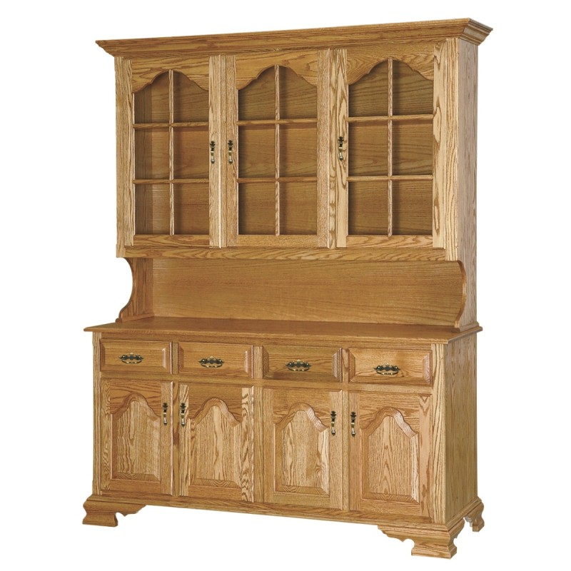 china cabinets and hutches classic 65 quot china hutch amish classic 65 quot china hutch 11083