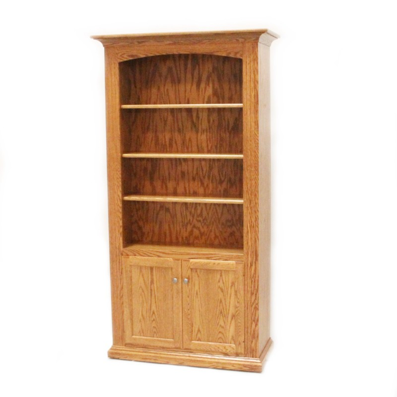 hidden gun storage bookcase amish gun cabinet oak
