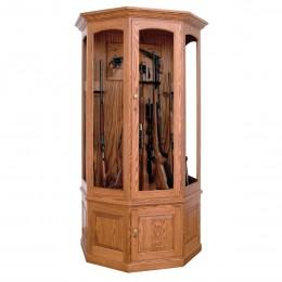 Montana Ridge 16 Gun Wall Cabinet
