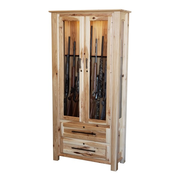 Dakota 10 Gun Cabinet