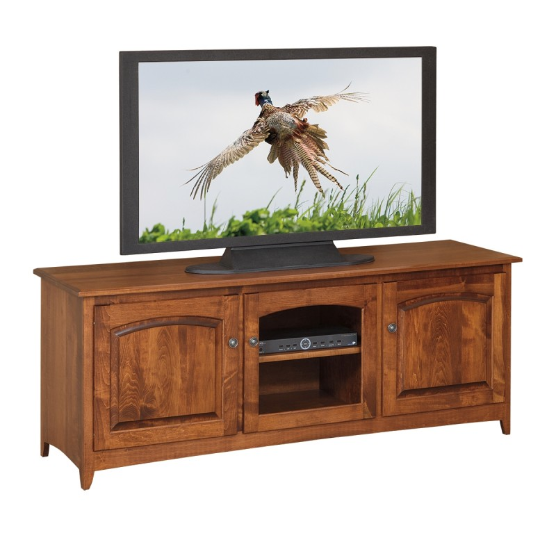 Manchester 66 tv stand amish manchester 66 tv stand for Furniture 66 long lane liverpool