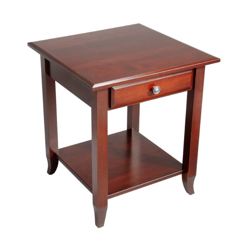 Manchester Open End Table - Country Lane Furniture