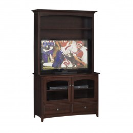 "Manchester 46"" TV Stand & Hutch"