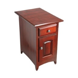Manchester Cabinet Chairside Table