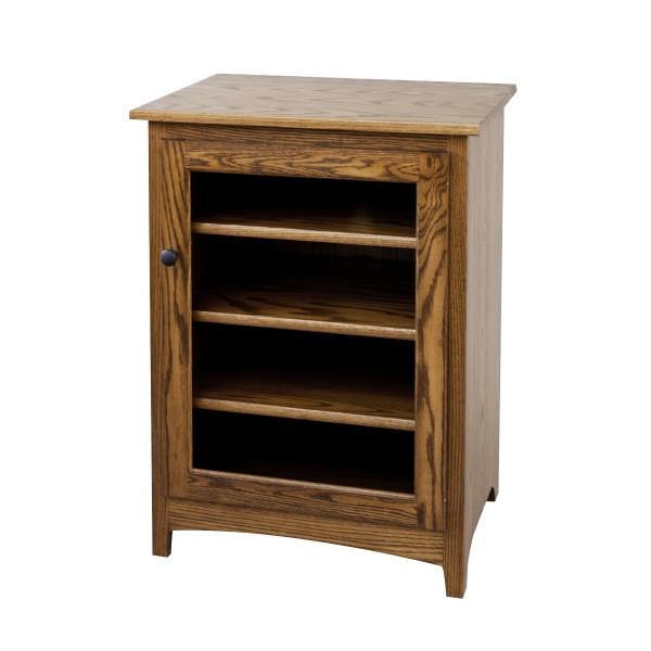 Small Shaker Stereo Cabinet