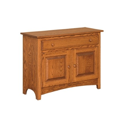 Shaker Cabinet Hall Console