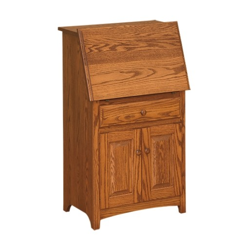 Small Shaker Secretary Desk Country Lane Furniture