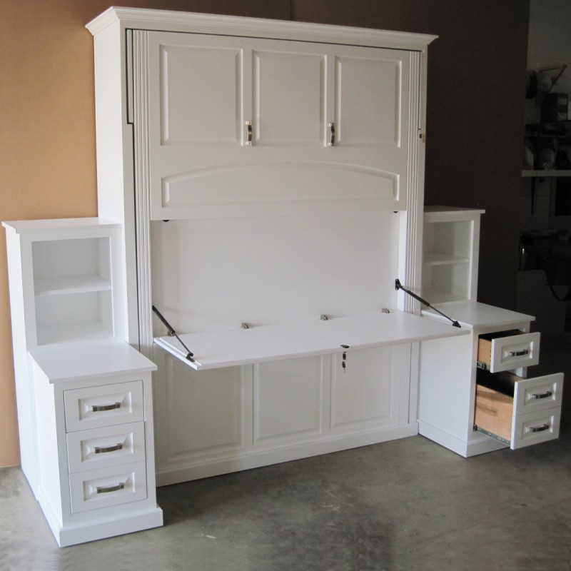 Amish Solid Wood Murphy Bed Country Lane Furniture