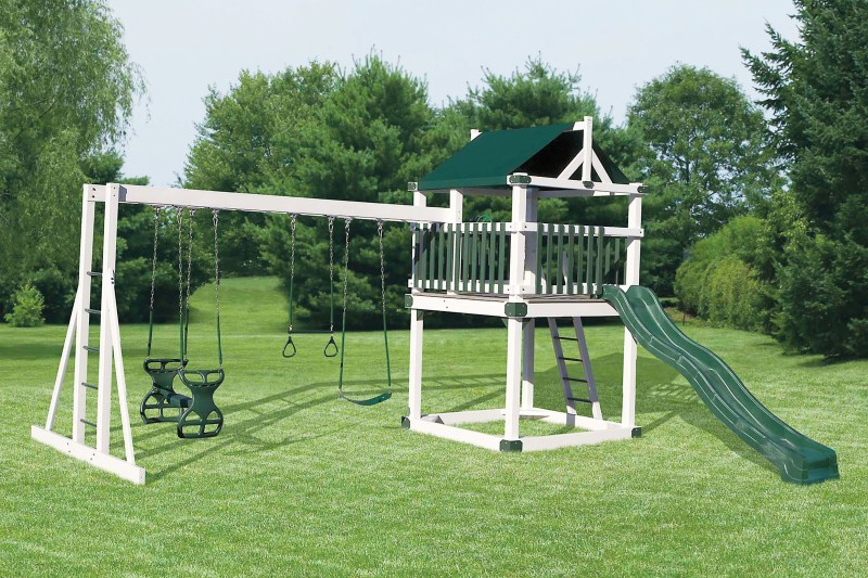 Comet Playset Amish Made In Lancaster Pa Country Lane