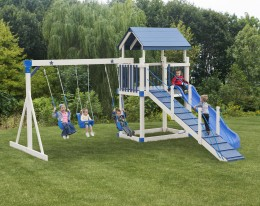 Silver Star Playset