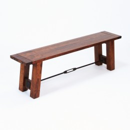 Iron Sawyer Bench