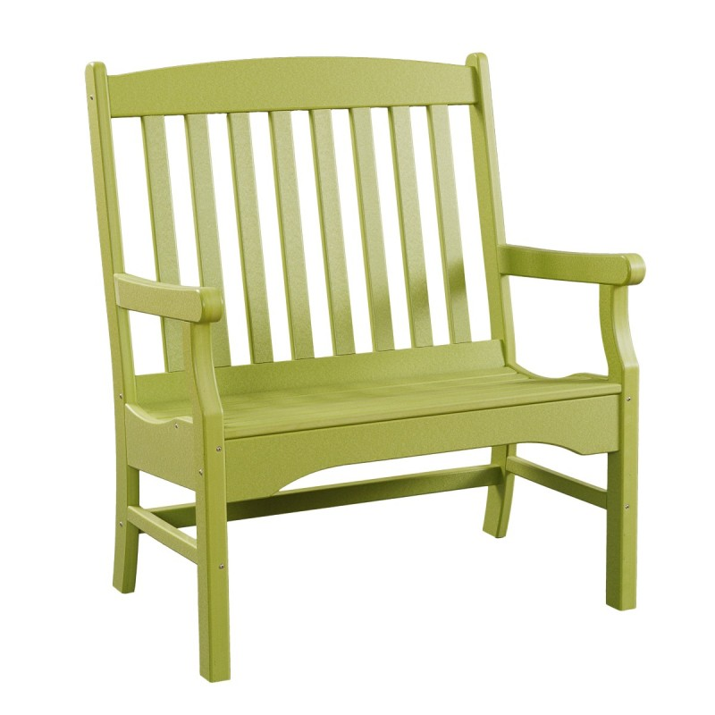 Sunnyside 3u0027 Poly Garden Bench ...