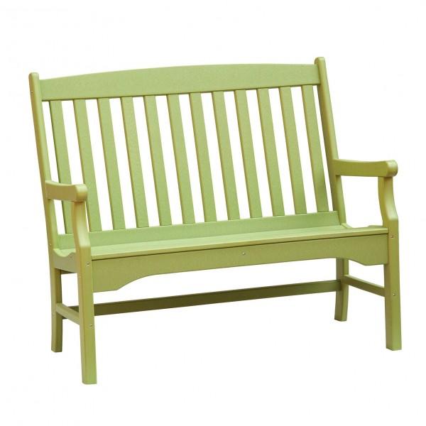 Sunnyside 4' Poly Garden Bench