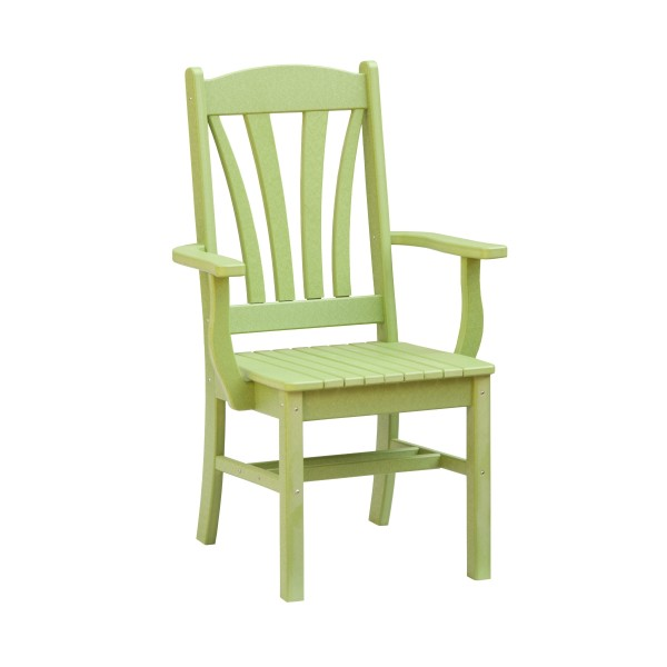 Sunburst Arm Chair
