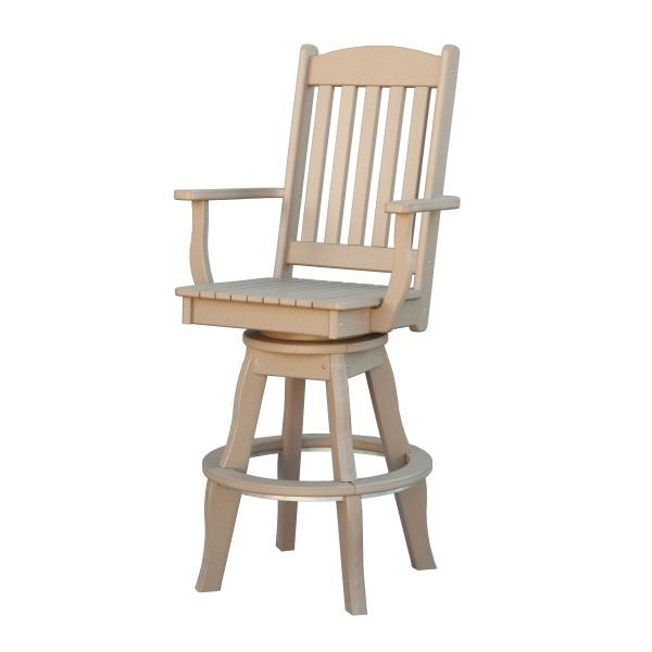 Sunnyside Patio Swivel Arm Chair