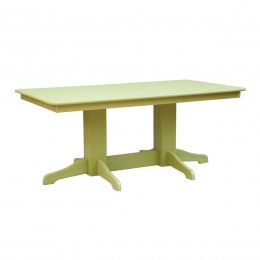 6' Rectangle Dining Table