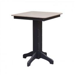 "33"" Square Balcony Table"