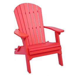 Adirondack Poly Folding Chair
