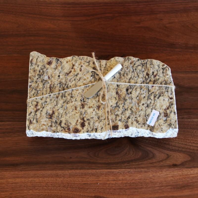 Medium Granite Cheese Board Amish Made Handcrafted