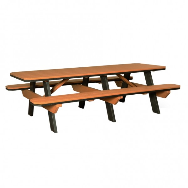 8' Poly Picnic Table